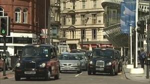 Birmingham taxi driver