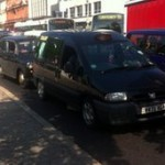 Public hire taxi