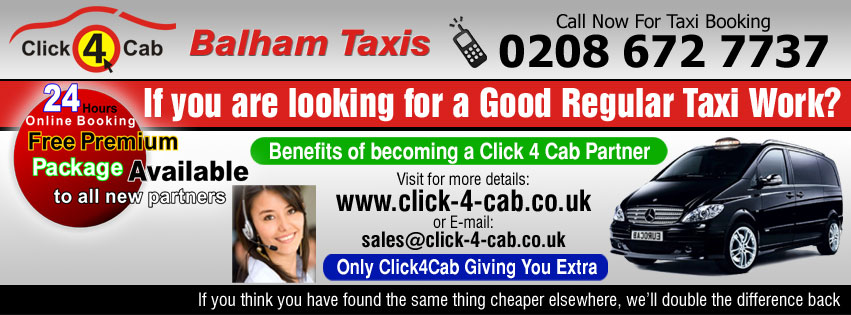 Balham-Taxis