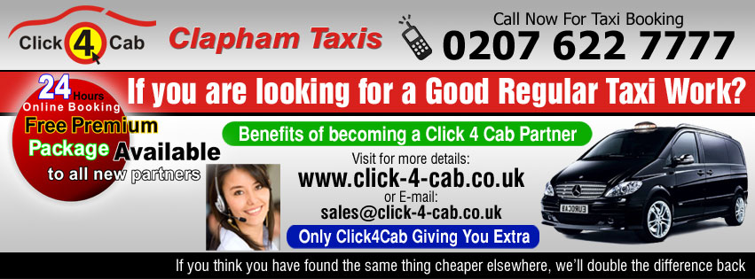 Clapham-Taxis